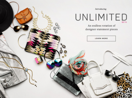 Rent the Runway launches beta Unlimited program.